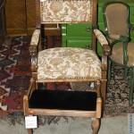 антикварное кресло - 19 век