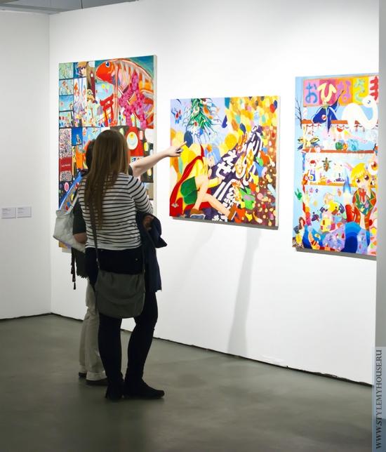 Современное японское искусство – Зимний Сад: японское восприятие современного мира
