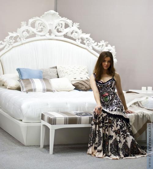 Классическая спальня – возрождение традиций