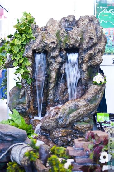 Комнатные водопады фото