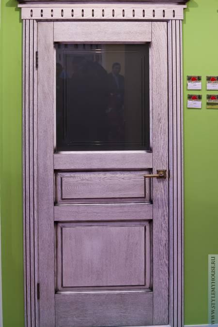 Как покрасить двери в стиле прованс своими руками