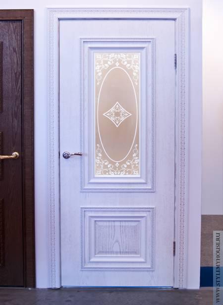 Интерьер в стиле Прованс начинается с дверей