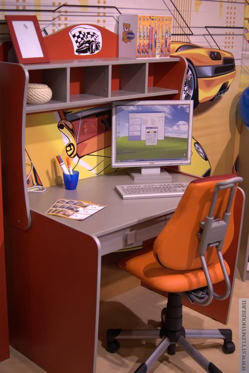 Интерьер детской комнаты для мальчика 7 лет