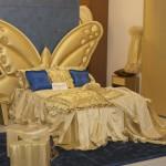 кровать - бабочка