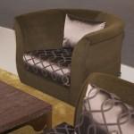 кресло - выставка I Saloni