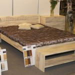 кровать - натуральное дерево