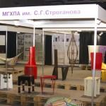 Стенд Строгановского училища