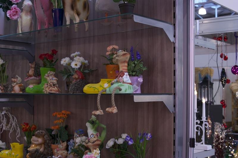 Начала работать выставка Деревянное Домостроение / Holzhaus... Выставка Мир Стекла 2011 в Москве