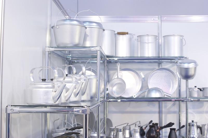 алюминевая посуда для дома и дачи