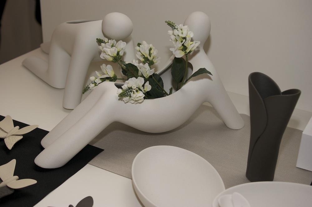 статуэтки из керамики для дома