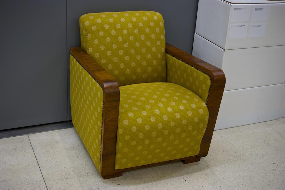 кресло 60 годов
