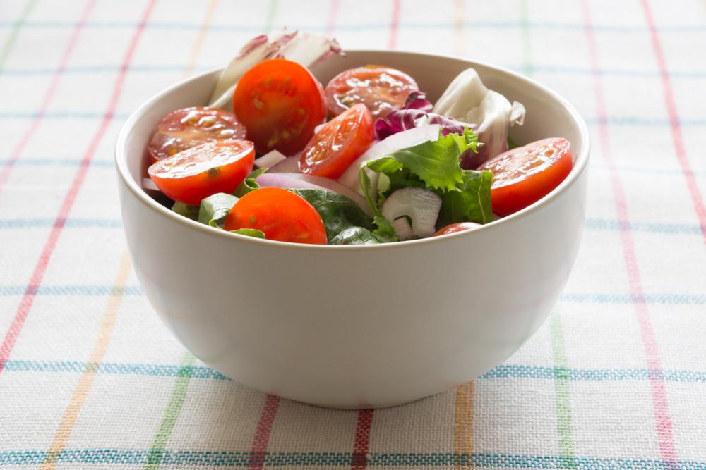 помидоры черри в салате фото