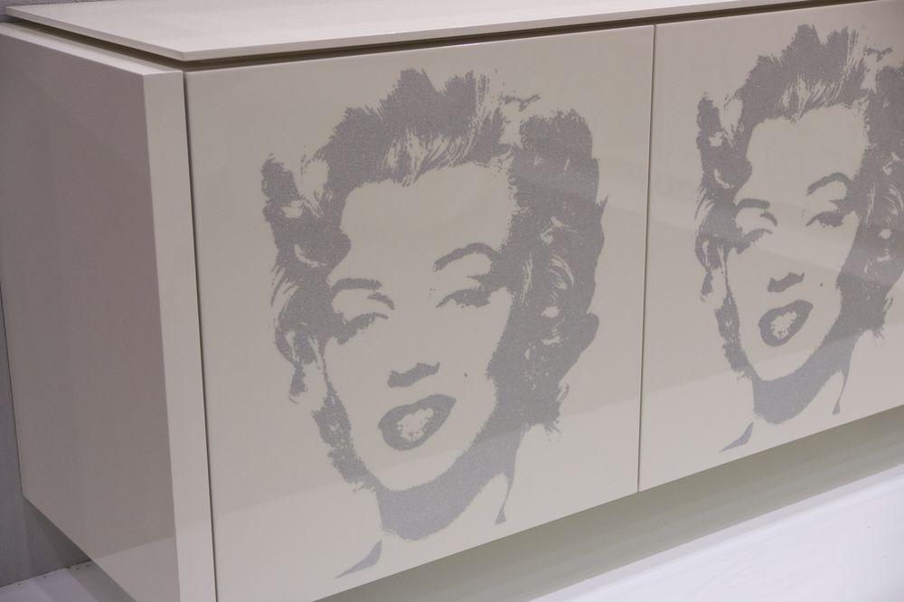 мебель в стиле поп-арт