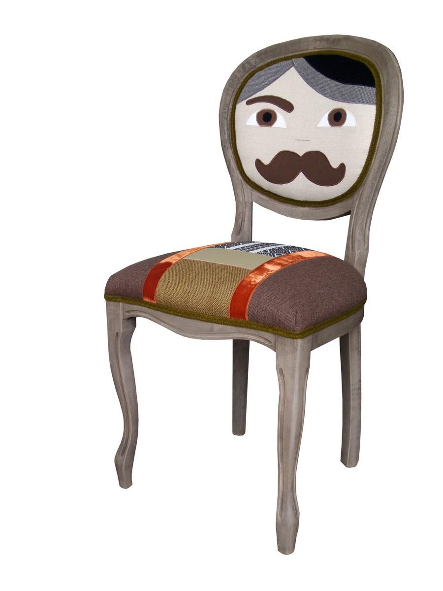 дизайнерский стул стиль Cote Deco от Irina Neacsu