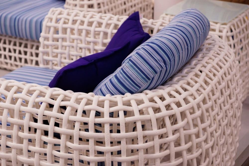 кресло садовой плетеное