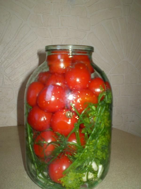 квашеные помидоры быстро