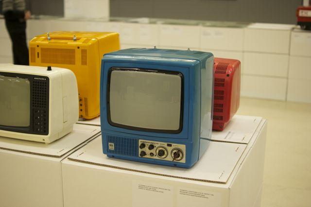 телевизор Электроника Ц-401