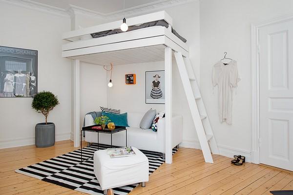 кровать и диван на 2-х ярусах
