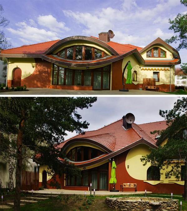 проект дома в Польше
